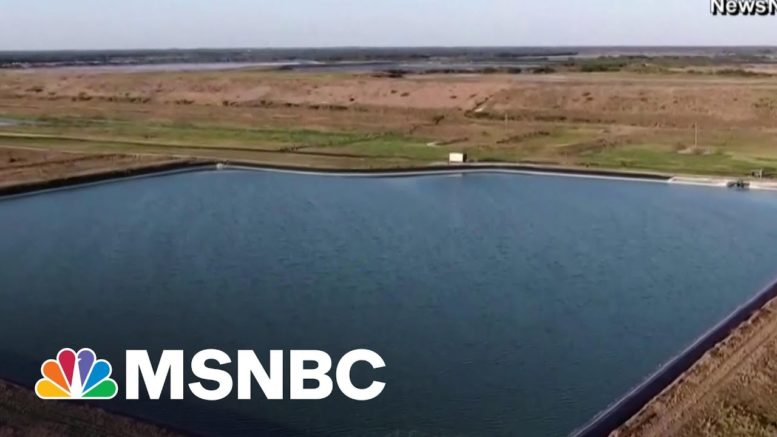 Officials Expand Evacuations As Florida Wastewater Breach Worsens | MSNBC 1