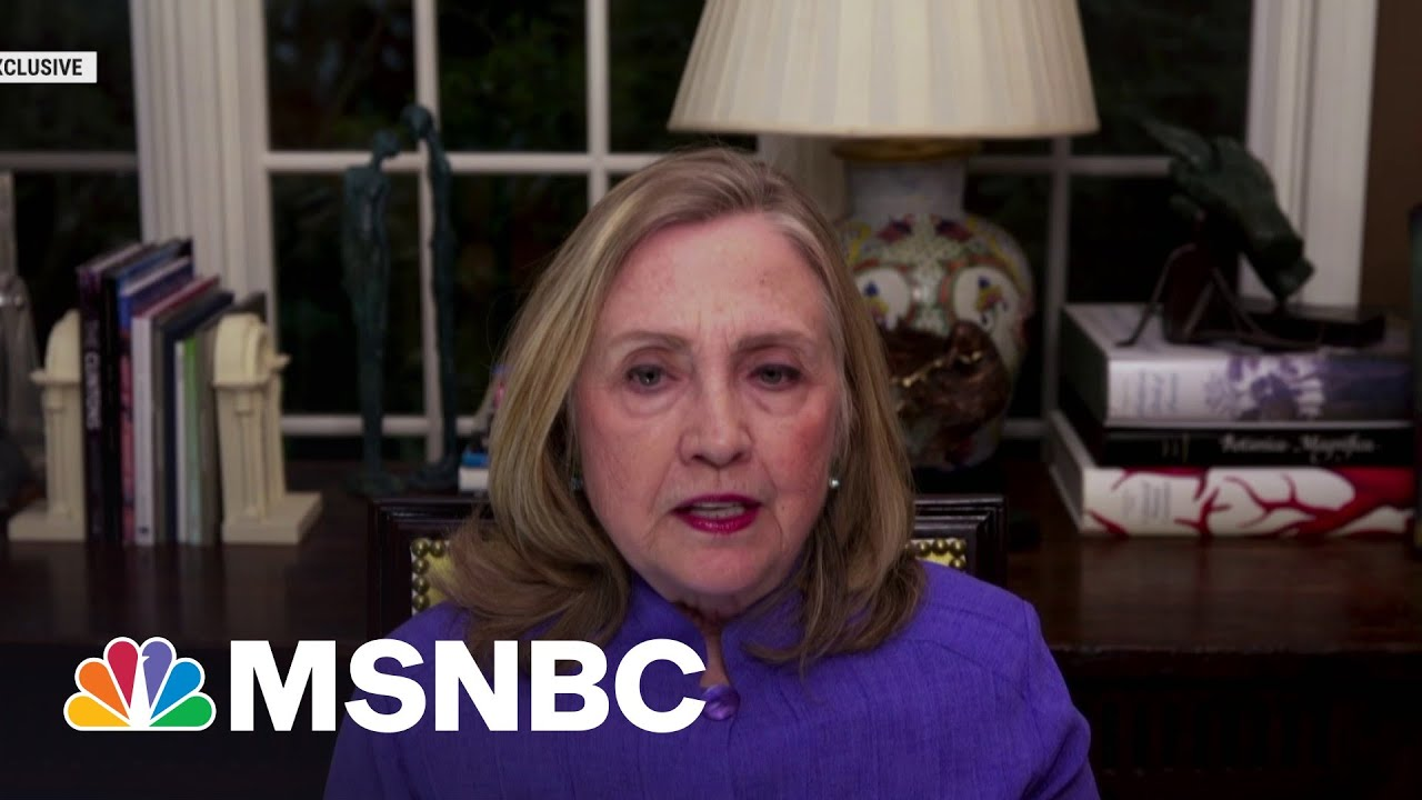 Hillary Clinton Says The Filibuster's 'Usefulness Has Passed Us By' | The ReidOut | MSNBC 5