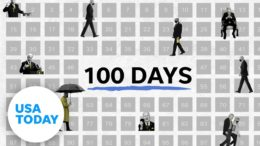 Joe Biden's 100 days: Some of the biggest moments since his election | USA TODAY 2