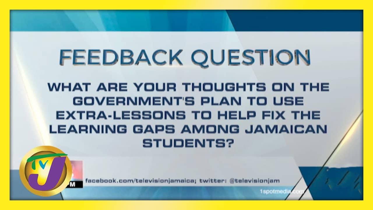 Feedback Question | TVJ News - April 29 2021 1