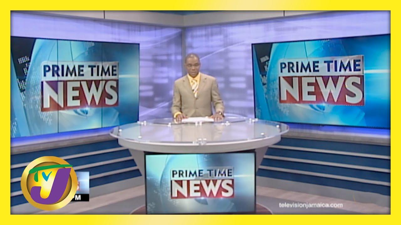 Jamaican News Headlines   TVJ News - April 29 2021 1