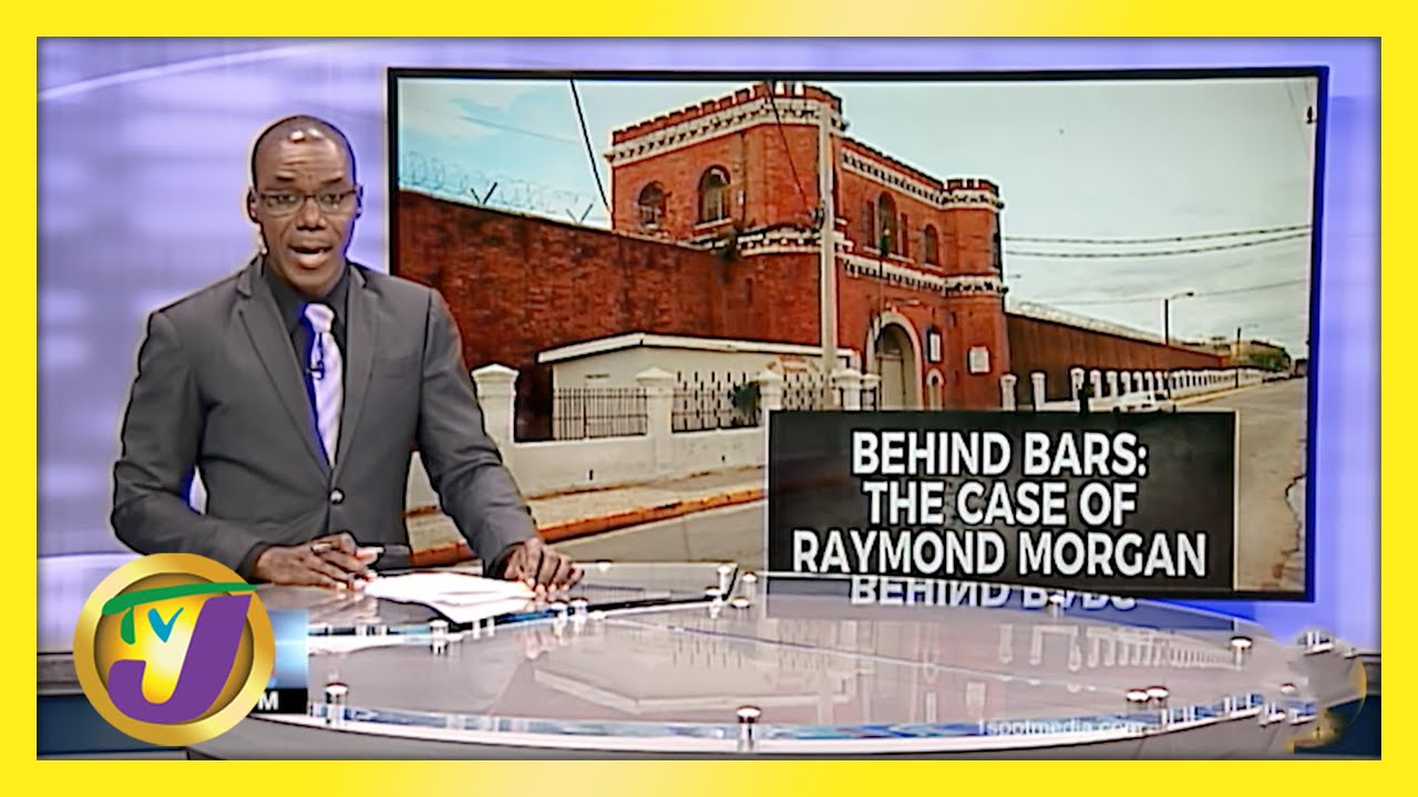 Jamaican Cancer Patient Behind Bars: The Case of Raymond Morgan   TVJ News 1