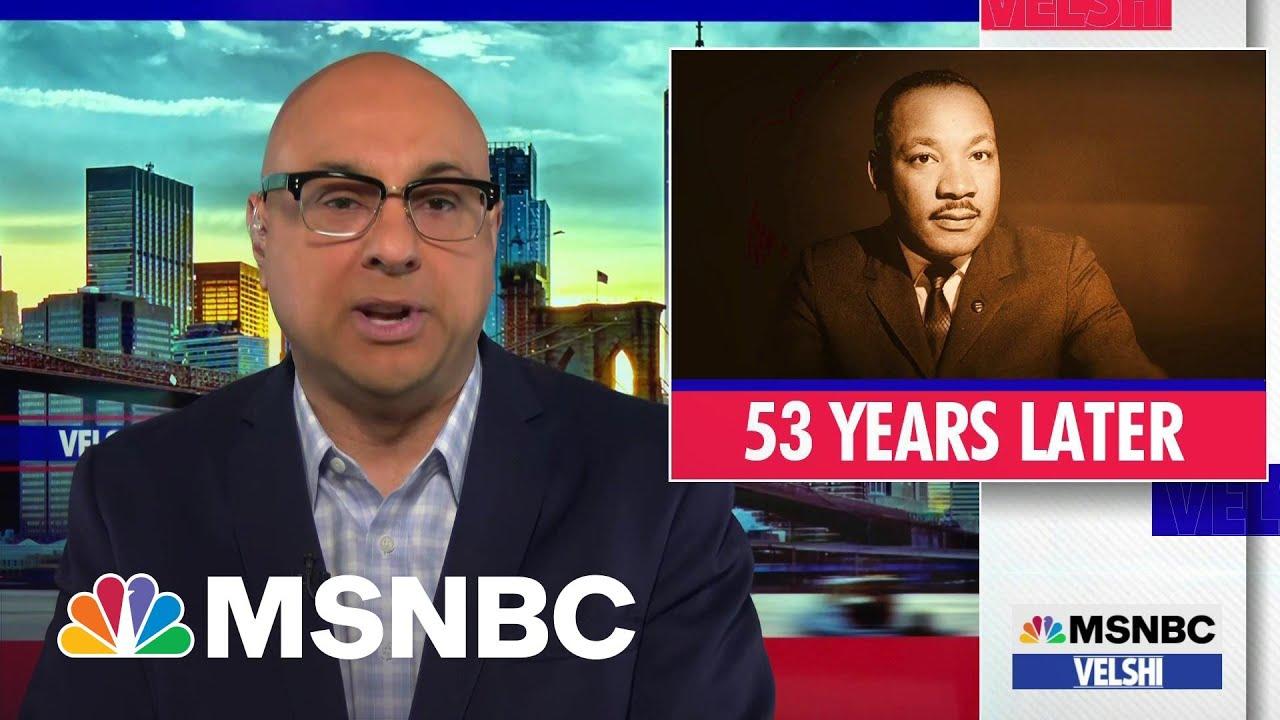 Velshi: The Power Of Pressure | MSNBC 3