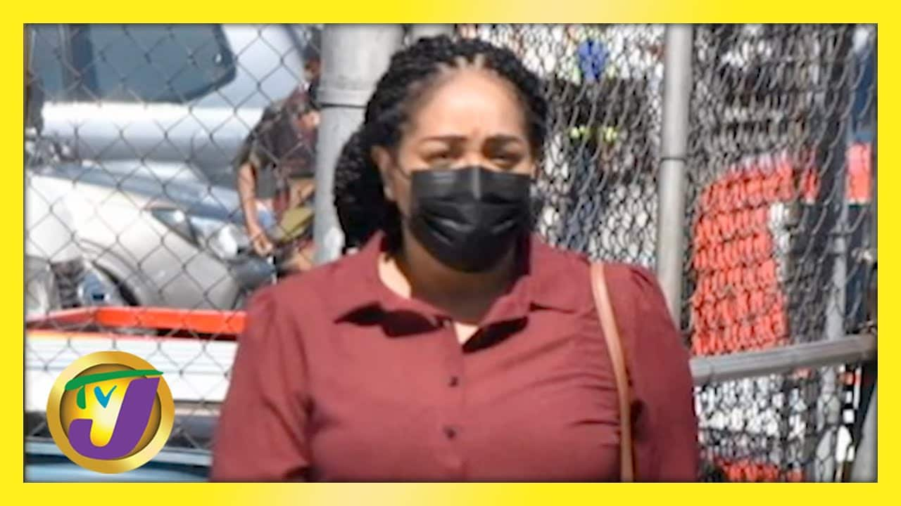 Former NCB Bank Manager Andrea Gordon Admitted to Stealing $111M | TVJ News - April 29 2021 1