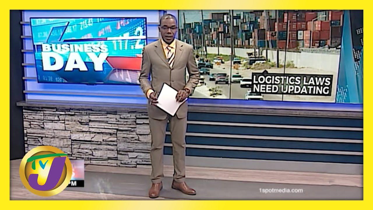 Jamaica's Logistics Law Needs Updating   TVJ Business Day - April 29 2021 1
