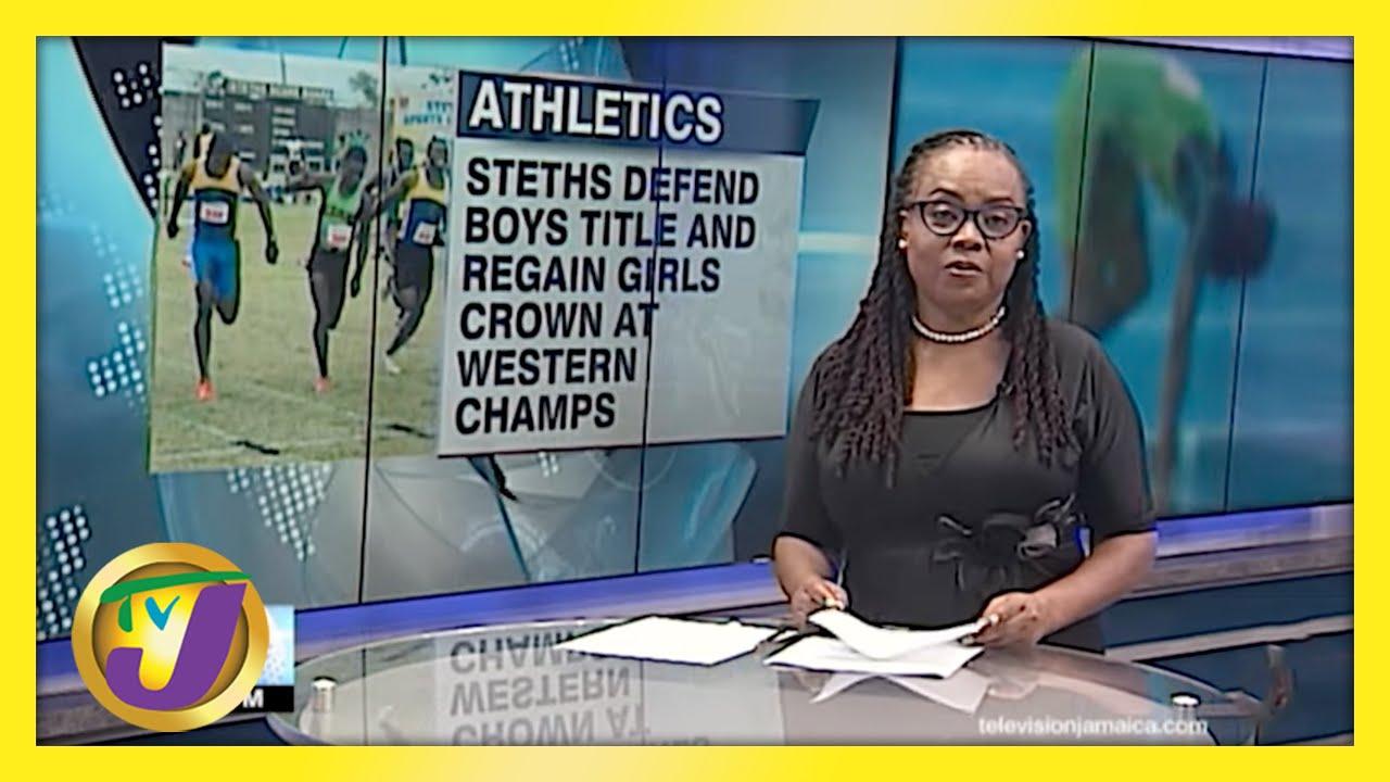 STETHS Wins Boys & Girls Western Champs Titles - April 29 2021 1