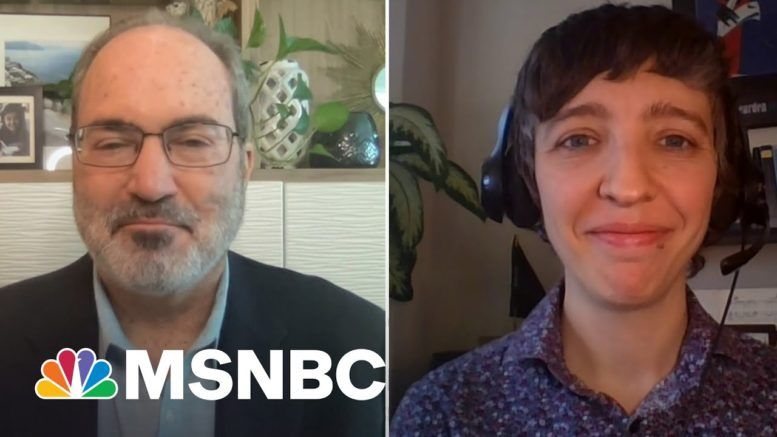 New Anti-Trans Initiatives Cropping Up Nationwide Being Fought By Activists & ACLU | MSNBC 1