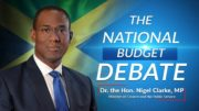 Jamaica's National Budget Debate 2021/2022 – Minister of Finance - Dr the Hon. Nigel Clarke 3