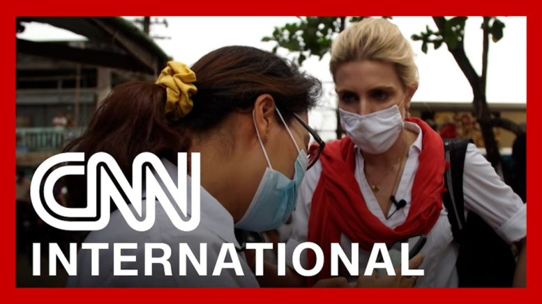 CNN reports from inside Myanmar. Here's what we're seeing 1