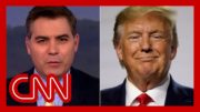Jim Acosta on Trump move: Almost straight out of The Onion 5