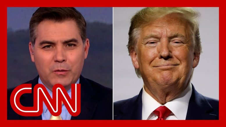 Jim Acosta on Trump move: Almost straight out of The Onion 1