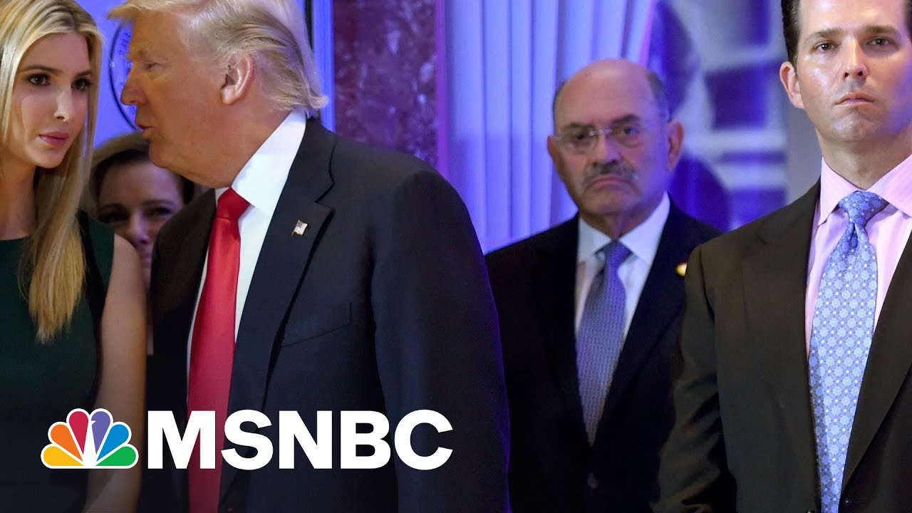 Absence From Office No Relief For Trump As Legal Waters Heat Up | Rachel Maddow | MSNBC 6