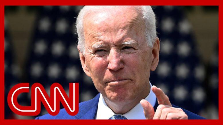 Biden announces limited gun restrictions, calls for assault weapons ban 1