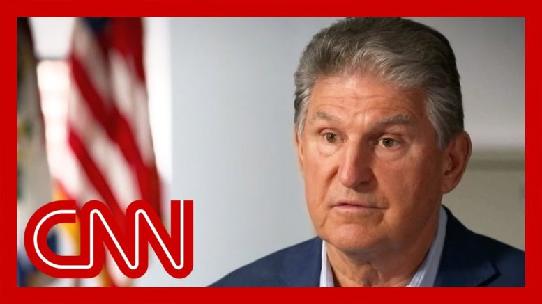 Manchin says 'January 6 changed me' as he calls for bipartisanship 1
