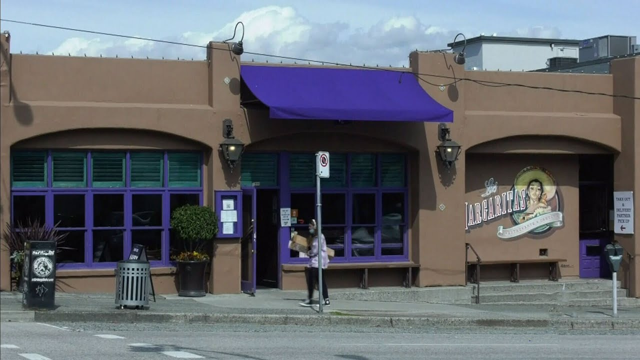 'Don't understand it': This B.C. restaurant was taxed $6K for air above it 1