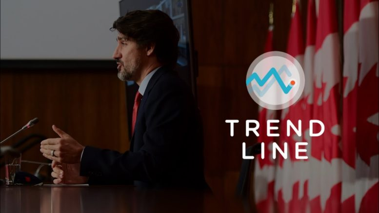COVID-19 cases are surging across Canada, how can government regain control? | TREND LINE 1