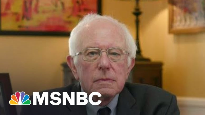 Sen. Bernie Sanders On Historic Alabama Unionizing Vote | MSNBC 1