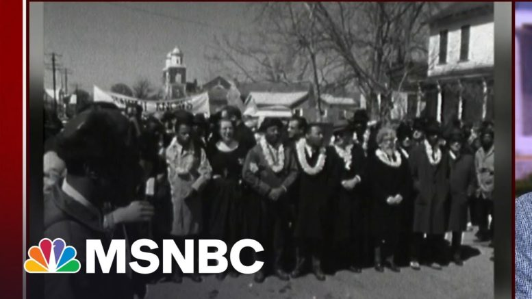 Rev. Al: We Have Come Far And We Have Not Come Far Since Dr. King's Death | Morning Joe | MSNBC 1
