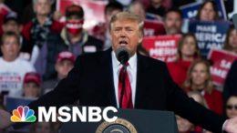 Supreme Court Dismisses Lawsuit Over Trump Blocking Twitter Users | Hallie Jackson | MSNBC 5