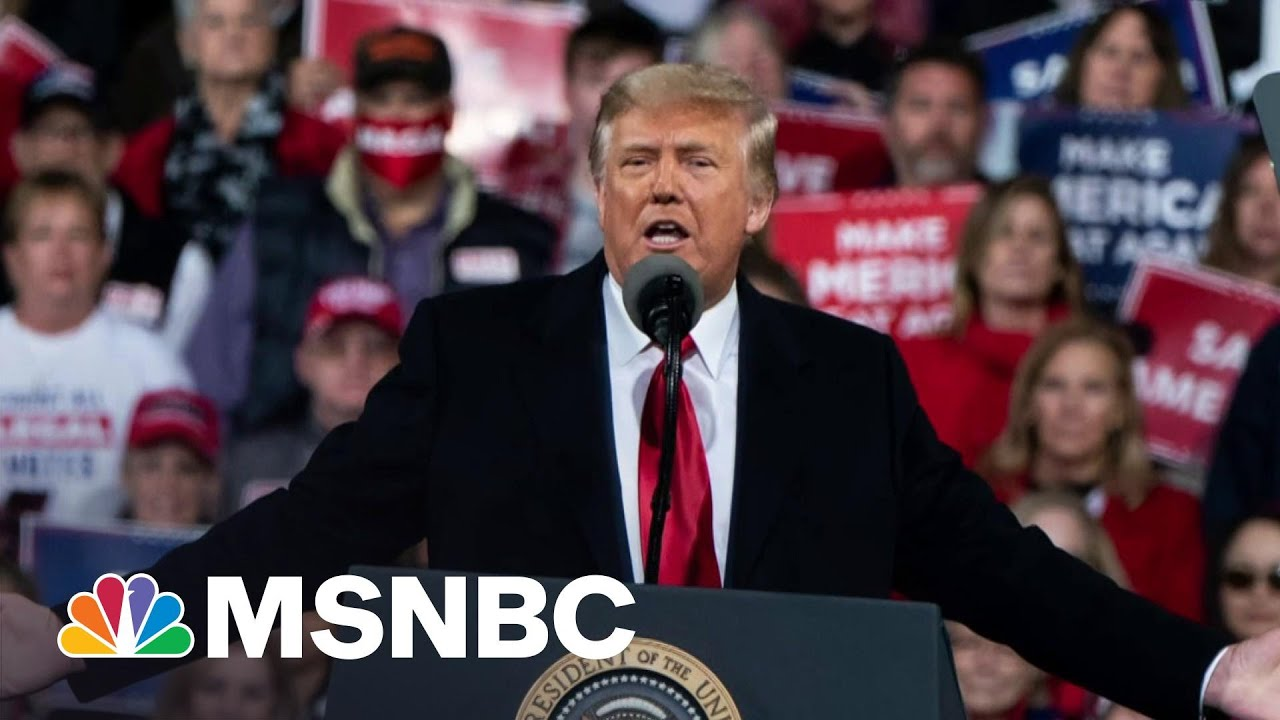 Supreme Court Dismisses Lawsuit Over Trump Blocking Twitter Users | Hallie Jackson | MSNBC 9