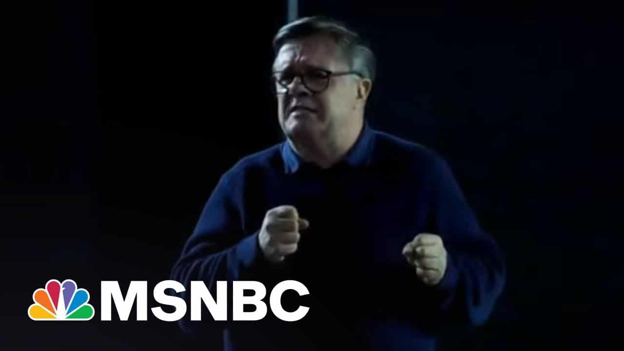 It Was A Very Special Thing, Nathan Lane Says Of First Broadway Show In A Year   Morning Joe   MSNBC 1