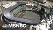 Velshi: The Power Of Pressure   MSNBC 3