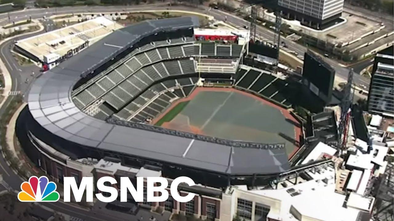 Velshi: The Power Of Pressure | MSNBC 1