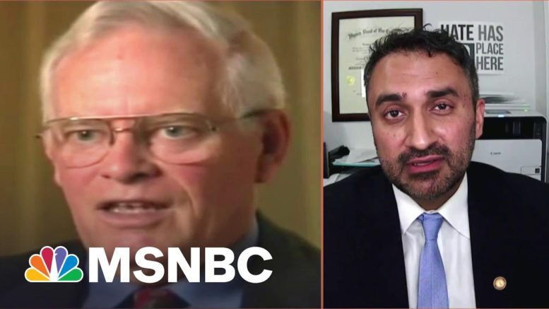 Uncovering The Dark Roots Of Modern Anti-Immigration Policy   MSNBC 1
