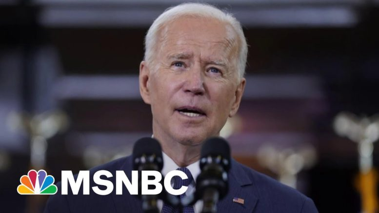 Republicans Attack Biden Infrastructure Plan's $2T Price Tag | The 11th Hour | MSNBC 1