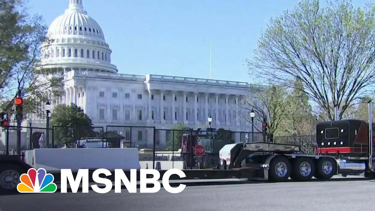 Capitol Police Reeling After Another Deadly Attack | Morning Joe | MSNBC 4
