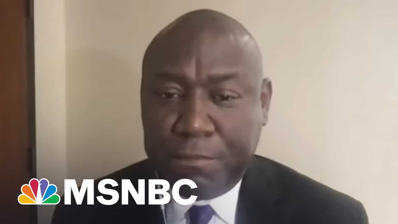 'The Reason George Floyd Died Was From An Overdose Of Excessive Force' | Katy Tur | MSNBC 4