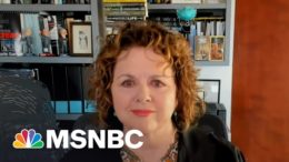 Laurie Garrett: 'We're In A Time Of Real Confusion' | Deadline | MSNBC 8