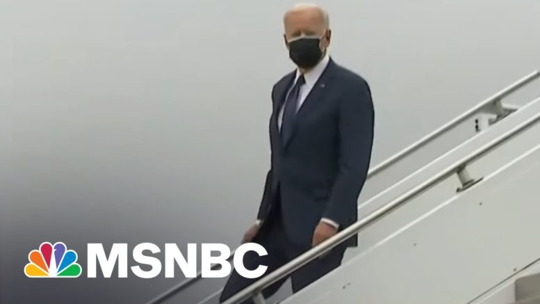 'National Temper Tantrum': Hayes On GOP Bid To Cancel Critics Of Voter Suppression | All In | MSNBC 1