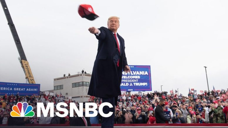 Trump Triggered Surge In Fraud Complaints: Duped Donors Misled By Repeat Charge Scam | Rachel Maddow 1