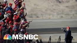 Trump Backers Unwittingly Drained Of Cash By Campaign Trick | Rachel Maddow | MSNBC 3