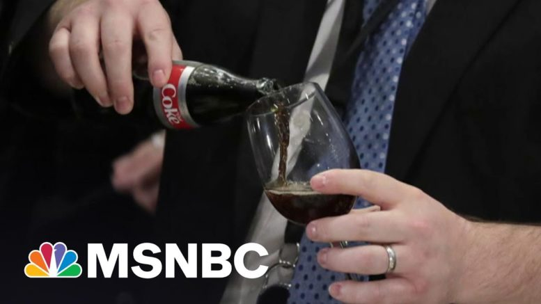 Trump Demands MAGA Faithful Boycott Coca-Cola. But Is He? | The 11th Hour | MSNBC 1