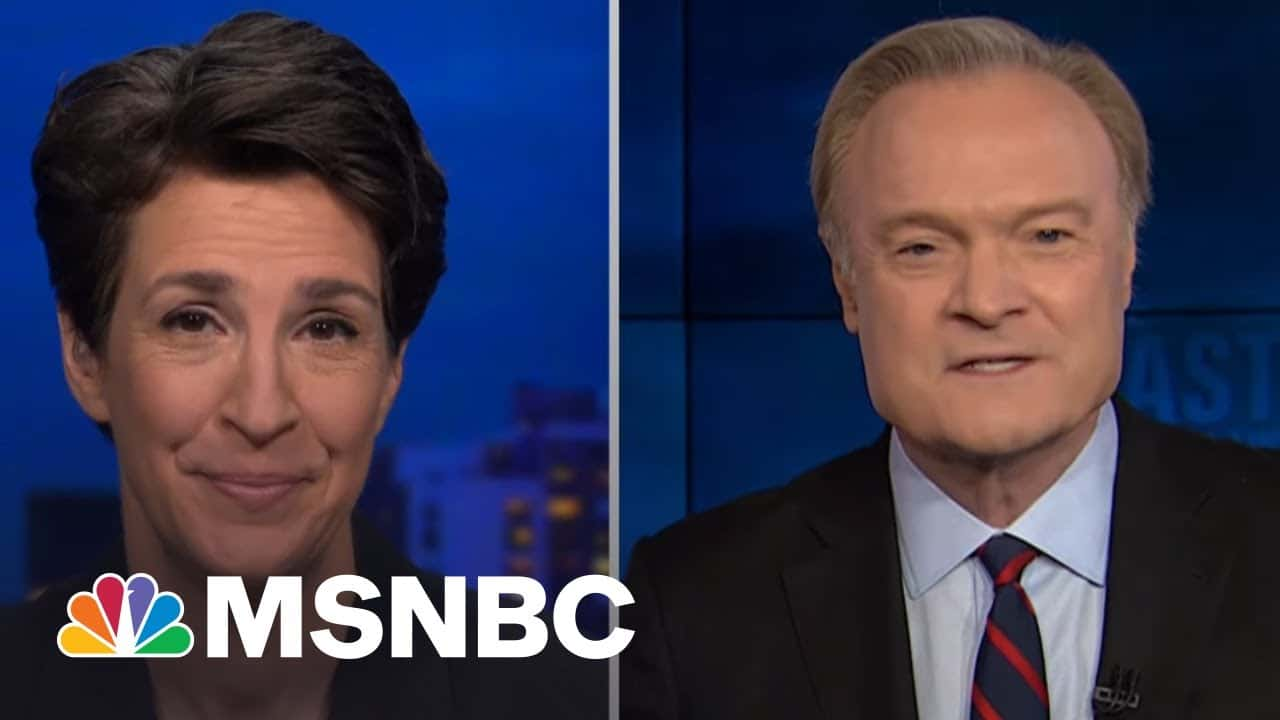 Lawrence On Parliamentarian Ruling: 'This Is Going To Be Fun To Watch' | The Last Word | MSNBC 1