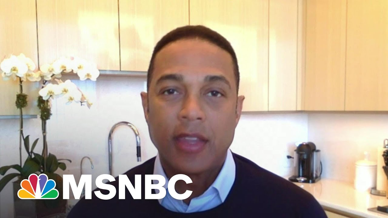 Don Lemon: New Book Is Timely, Can Help Us Have Tough Conversations   Morning Joe   MSNBC 1