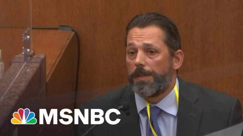 Defense In Chauvin Trial Will Argue That 'Use Of Force Was In Compliance With Training' | MTP Daily 1