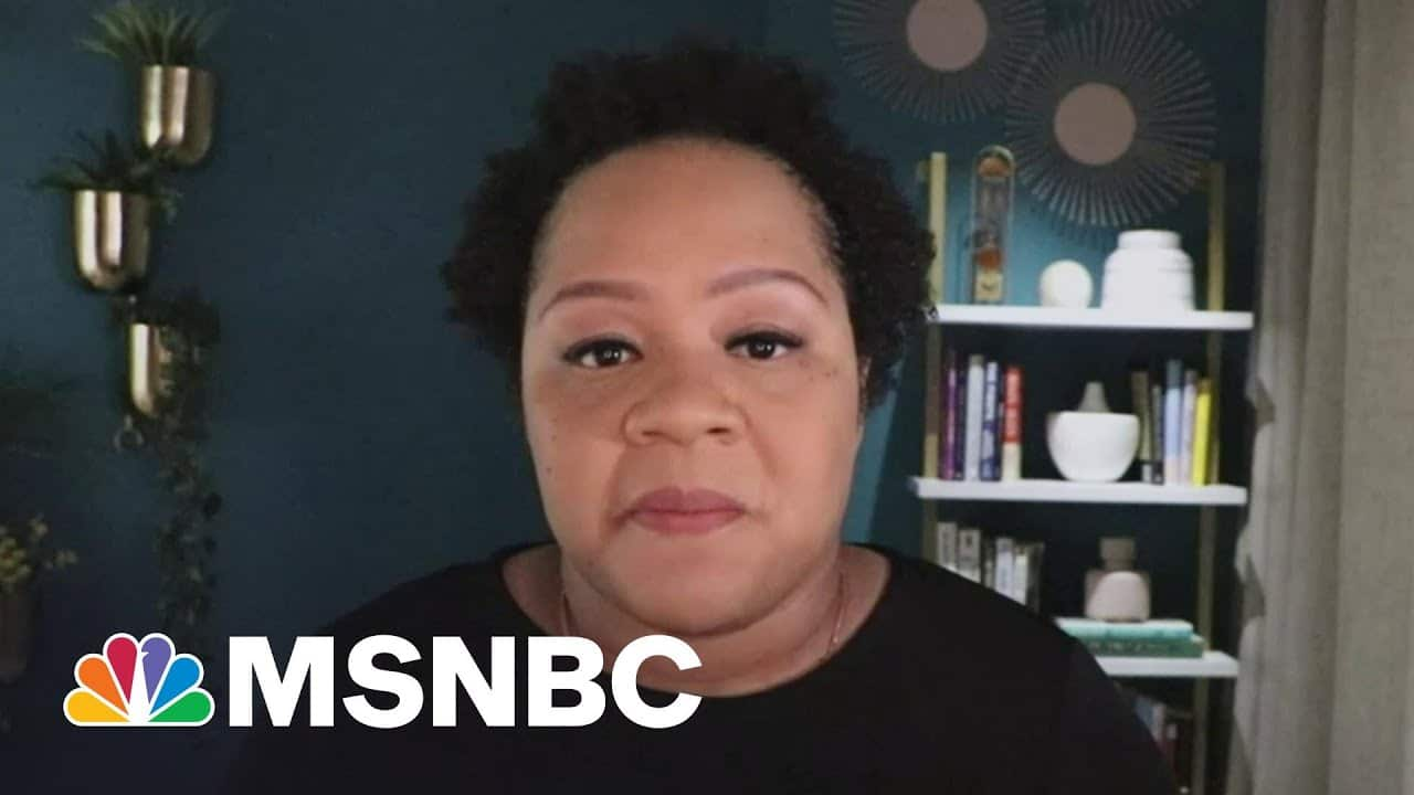 Yamiche Alcindor: Voter Fraud Is A 'Conspiracy Theory Coursing Through Republican Party'   Deadline 2