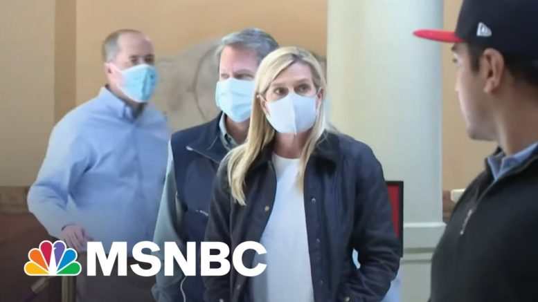 'Audacious Lie': Chris Hayes Debunks GOP's False Claims On Colorado Voting Access | All In | MSNBC 1