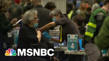Biden Covid Advisor: States Will Soon Need To 'Find' People To Get Vaccine Shots | The Last Word 6