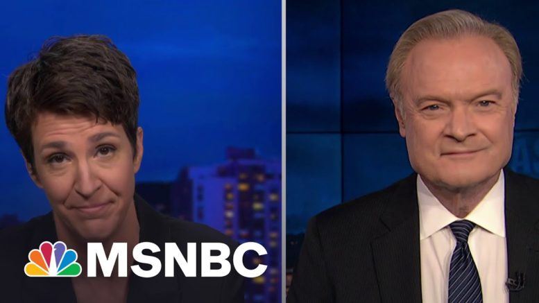 Breaking: Rep. Matt Gaetz Asked Trump WH For Blanket Pre-Emptive Pardon | The Last Word | MSNBC 1
