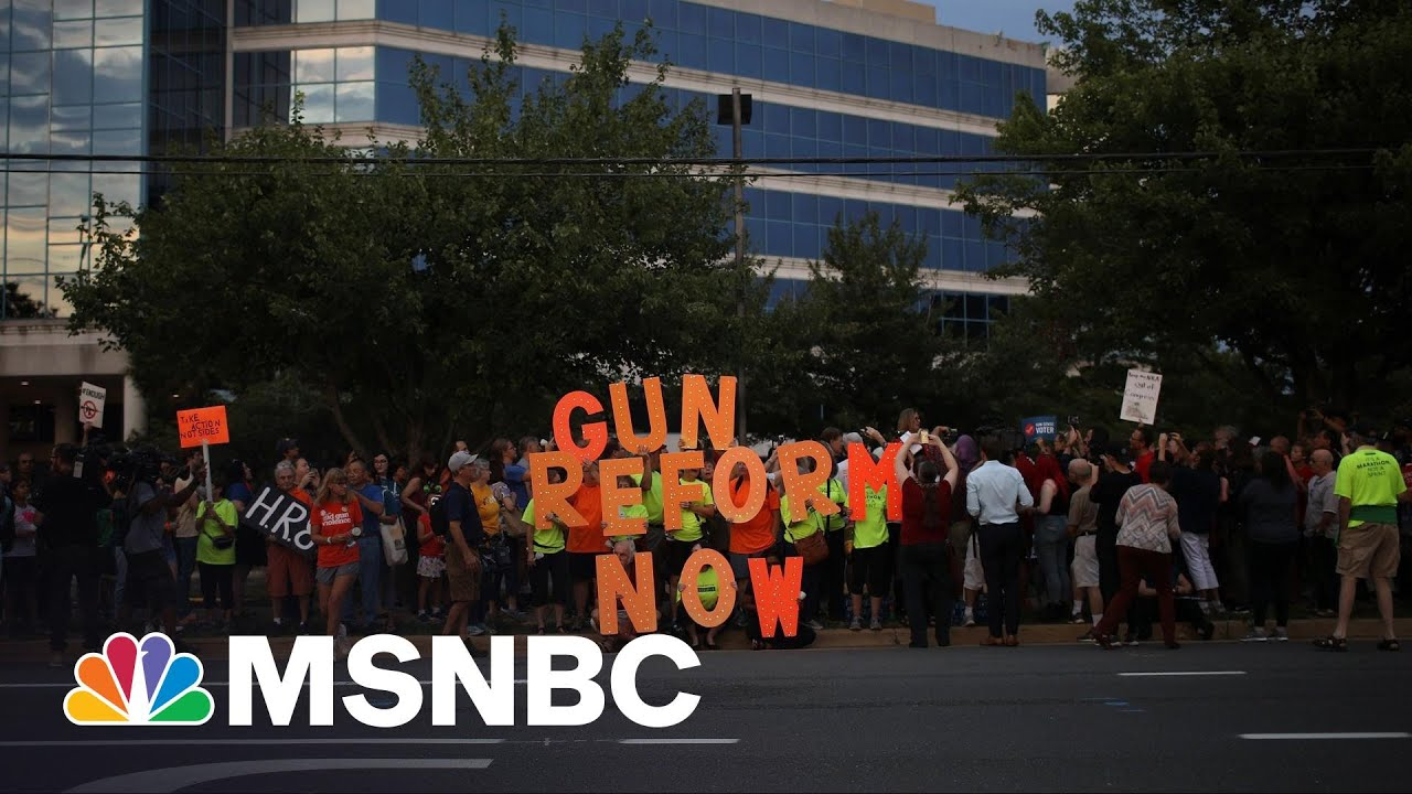 NRA: From Power Broker To Broken? Gun Safety Activists See Opportunity In NRA's Downfall 3