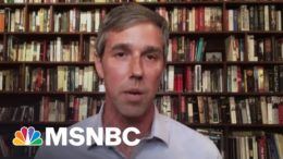What Happens When We Can't Vote? Beto On Why Politics Is Personal In A Democracy   Rachel Maddow 5