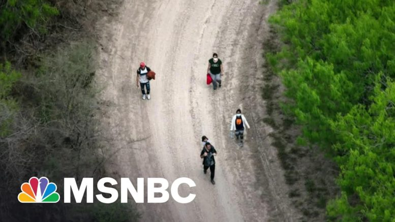 Ainsley: Biden Border Solutions 'Remain Off In The Distant Future' | MTP Daily | MSNBC 1