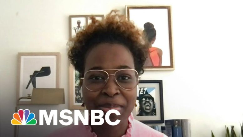 Haines: Trump Base's Response To January 6th Shows That 'The Big Lie Is Working' | Deadline | MSNBC 1