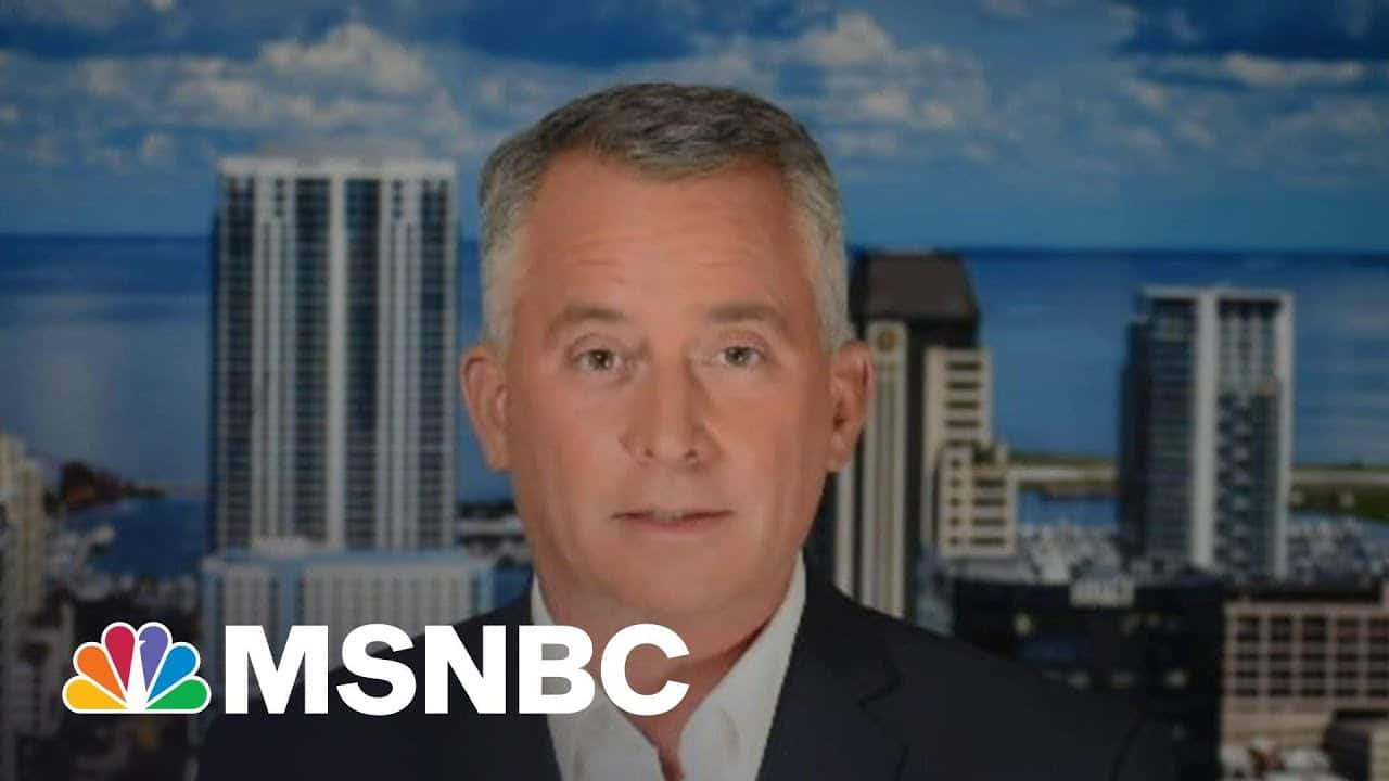 David Jolly's Advice To Matt Gaetz: 'Shut Up, Hire A Lawyer, And Resign' | Deadline | MSNBC 9