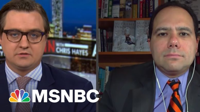Shades Of Jim Crow: How GOP Is Using The Big Lie To Roll Back Voting Access | All In | MSNBC 1