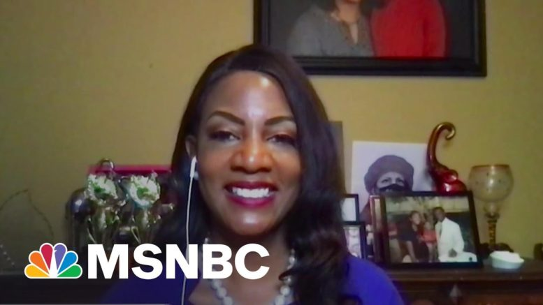 St. Louis Elects First Black Female Mayor | The ReidOut | MSNBC 1